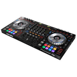 Pioneer DDJSZ2 4Ch Controller for Serato DJ Software