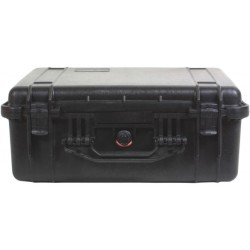 PELI Outdoor case 1550 33 l (W x H x D) 525 x 216 x 435 mm Black 1550 000 110E