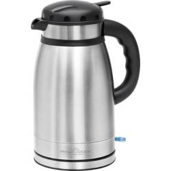 Profi Cook PC WKS 1148 T Kettle cordless Stainless steel