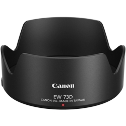 Canon EW 73D Lens Hood for EF S 18 135mm f3.5 5.6 IS USM