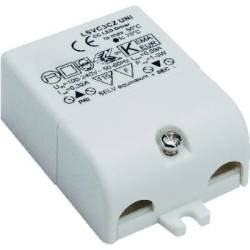 SLV LED driver Constant current 3 W 0.32 A 3 9 V DC not dimmable Surge protection Approved for use on furniture