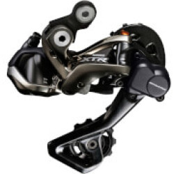 Shimano RD M9050 XTR Di2 E Tube Shadow Rear Deraulleur Direct Mount Compatible Long Cage