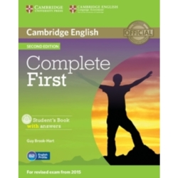 Complete First Student 039 s Book with Answers with CD ROM by Guy Brook Hart (Mixed media product 2014)