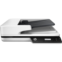 HP Scanjet Pro 3500 f1 Flatbed ADF scanner 1200 x 1200 DPI A4 Grey