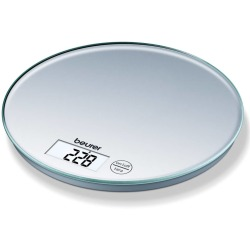 Beurer Kitchen Scales KS 28 5kg Silver