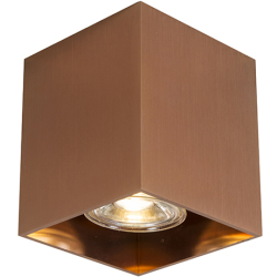 Spotlight Qubo 1 Copper