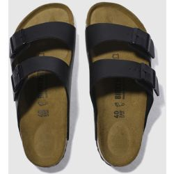 Birkenstock Arizona Two Strap BLACK