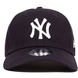 New Era MLB 9FORTY New York Yankees Cap Navy Mens
