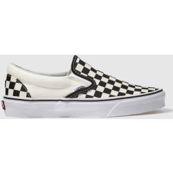 Vans Slip On Checkerboard Women Shoes
