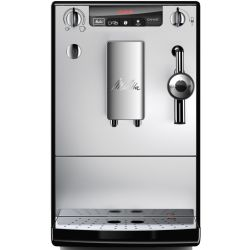 MELITTA Caffeo Solo Perfect Milk E 957 103 Bean to Cup Coffee Machine Silver Silver