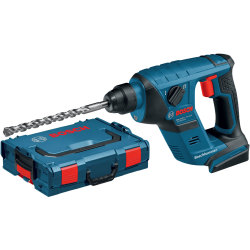 Bosch GBH 18 V LI CP 18v Cordless SDS Drill No Batteries No Charger Case