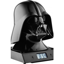 Character Star Wars Darth Vader 3D Projection Alarm Watch STAR66