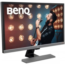 BenQ EL2870U LED 70.9 cm (27.9 ) EEC B (A D) 3840 x 2160 p UHD 2160p (4K) 1 ms HDMI™ DisplayPort Headphone jack (3.5 mm) TN LED