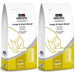 Specific CPD XL Large Giant Breed Puppy Food 12kg x 2