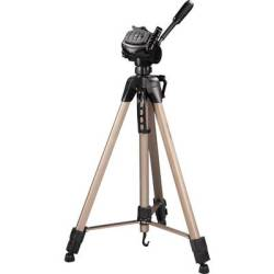 Hama Star 63 Tripod 1 4 Working height 66 166 cm Champagne incl. bag Level