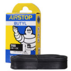 Michelin A1 Airstop Road Inner Tube 700c x 18 25mm Presta 52mm