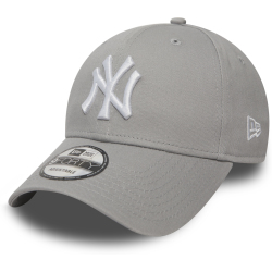 New Era MLB 9FORTY New York Yankees Cap Grey