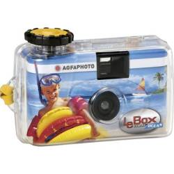 AgfaPhoto LeBox Ocean Disposable camera 1 pc(s) Waterproof up to a depth of 3 m