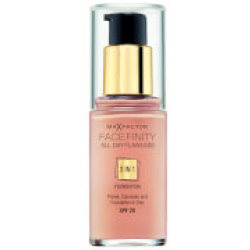Max Factor Facefinity 3 in 1 All Day Flawless Foundation 85 Caramel
