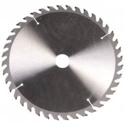 Ferm MSA1028 HSS circular saw blade 255 x 30 x 2 mm Number of cogs 40 1 pc(s)