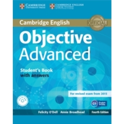 Objective Advanced Student 039 s Book with Answers with CD ROM by Felicity O 039 Dell Annie Broadhead (Mixed media...