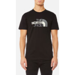 The North Face Men's Easy T Shirt TNF Black M