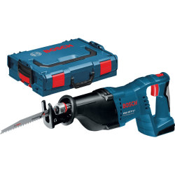 Bosch GSA 18V LI 18v Cordless Reciprocating Saw No Batteries No Charger Case
