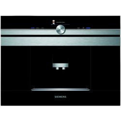 Siemens CT636LES6 IQ 700 Fully Automatic Built In Coffee Machine STAINLESS STEEL