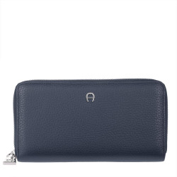 Aigner Wallets Zip Wallet Marine marine Wallets for ladies