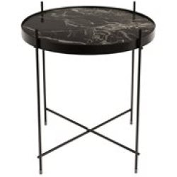 Zuiver Cupid Marble Side Table White