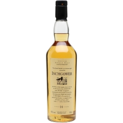 Inchgower 14 Year Old Flora Fauna Speyside Whisky