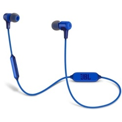 JBL E25BT In ear Bluetooth 4.1 Headphones Blue