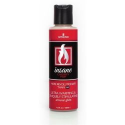 Insane Ultra Warming Stimulating Arousal Glide Cherry Pop 4.2oz
