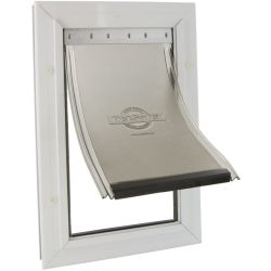 PetSafe Pet Flap 660 Aluminium