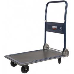 Ferm TTM1027 Flatbed trolley folding Steel Load capacity (max.) 150 kg