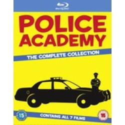 Police Academy 1 7 The Complete Collection Blu ray