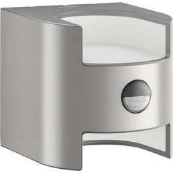 Philips Lighting Gras 173214716 Outdoor wall light ( motion detector) 9 W Warm white Stainless steel