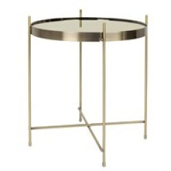 Zuiver Cupid Side Table Silver