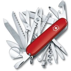 Victorinox SwissChamp 1.6795 Swiss army knife No. of functions 33 Red