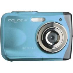 Easypix W1024 I Splash Digital camera 16 MP Blue Underwater camera
