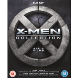X Men Collection Blu ray