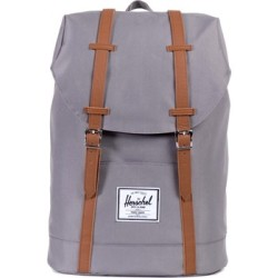 Herschel Retreat Straps Backpack Rucksack Bag men's Backpack in Grey