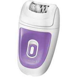 Remington EP7010 smooth silky Epilator White Purple