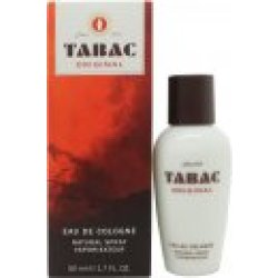 Mäurer Wirtz Tabac Eau de Cologne 50ml Spray