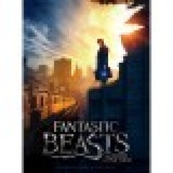 Poster Jigsaw Puzzle Fantastic Beasts New York
