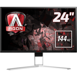 Ag241qx 24in Gaming Monitor