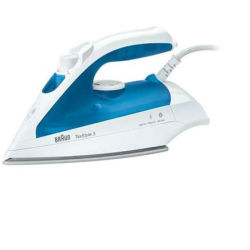 Braun TexStyle 3 Steam Iron TS340C Prussian Blue (200V 240V)