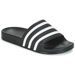 adidas ADILETTE women's in Black