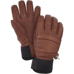 Hestra Leather Fall Line Gloves brown