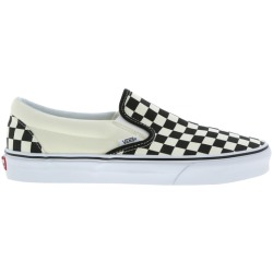 Vans Checkerboard Classic Slip Ons black white checkerboard